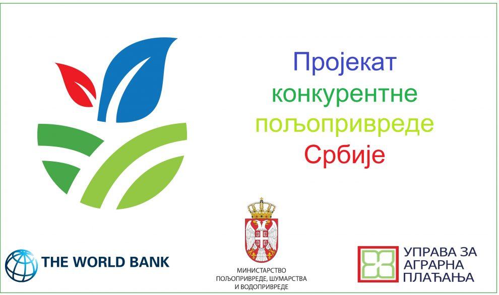 Ministarstvo poljoprivrede, šumarstva i vodoprivrede je raspisalo Prvi javni poziv za dodelu bespovratnih sredstava